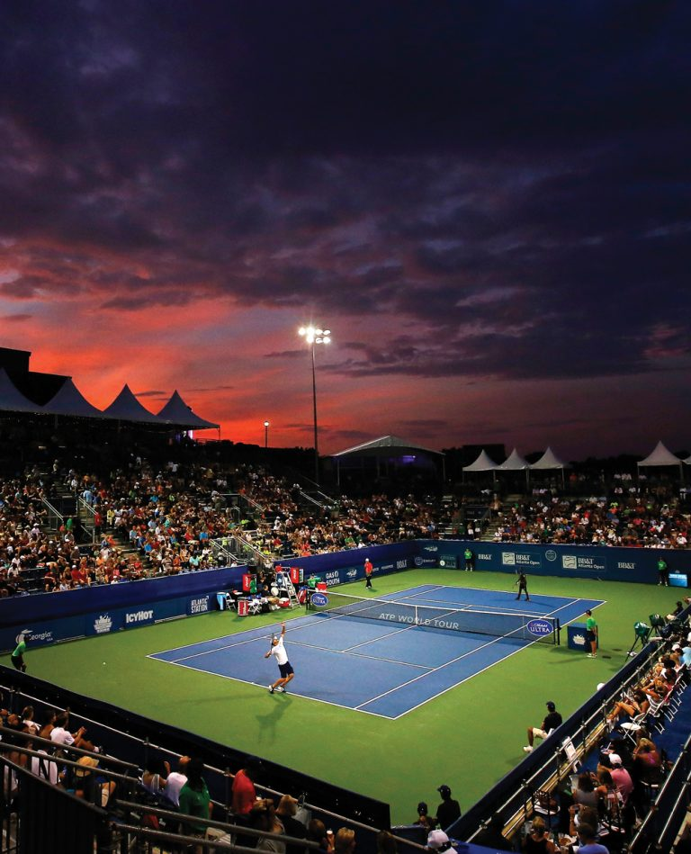 Venus Williams, Nick Kyrgios headed to Atlantic Station for the BB&T Atlanta Open