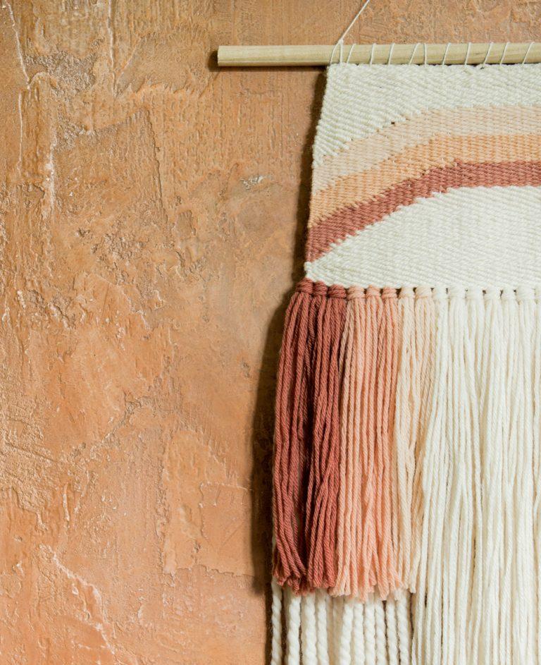 Local spotlight: Cactus + Bones woven wall hangings