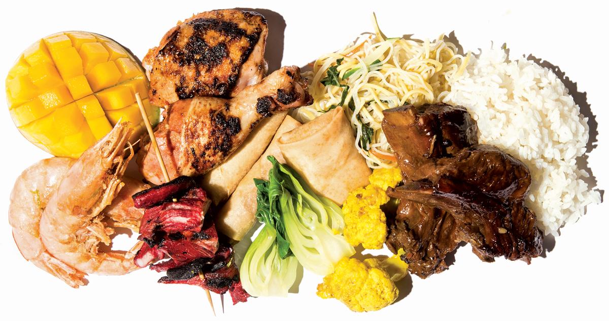 Kamayan Feast at Upper Room