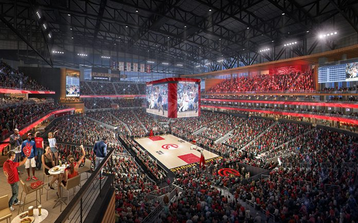 Updated Philips Arena To Feature Zac Brown Killer Mike