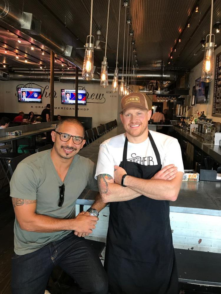 The owner of South Main Kitchen is