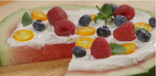 Fruit & yogurt