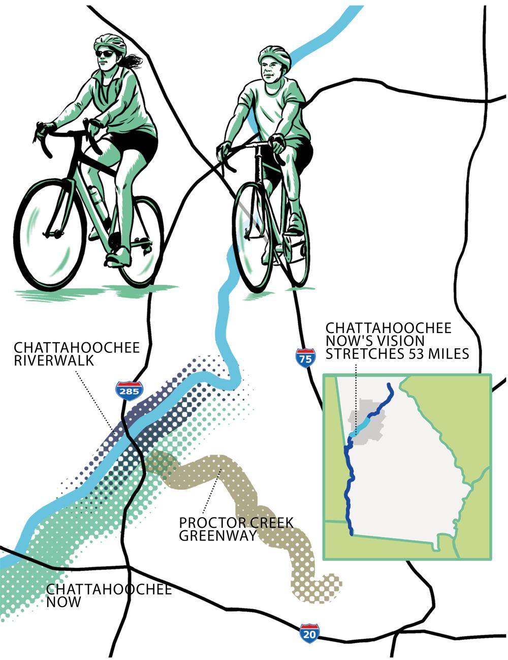 Chattahoochee Future Map