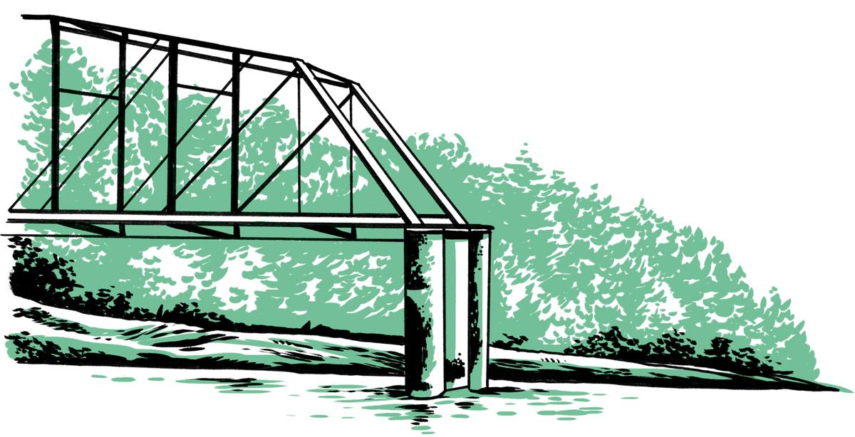 Chattahoochee Jones Bridge