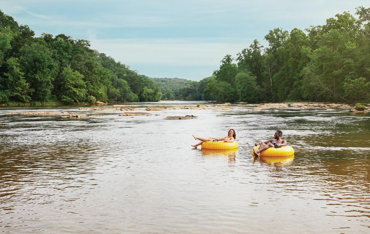Chattahoochee River