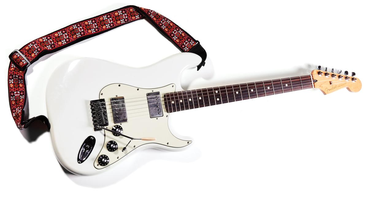 St. Beauty guitar