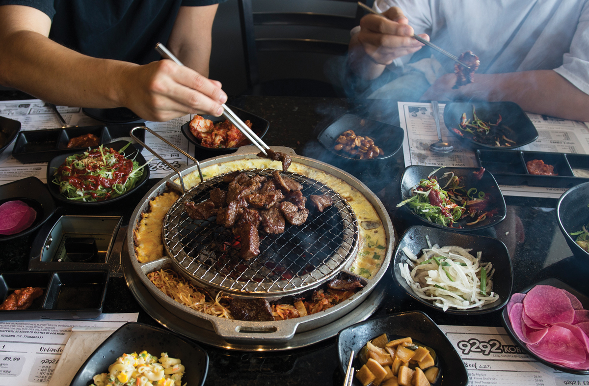 Best New Restaurants in Atlanta - 9292 Korean BBQ