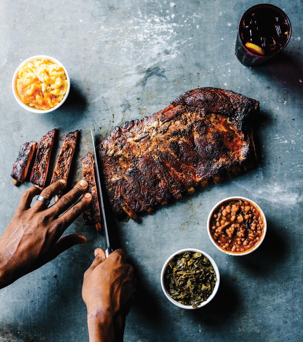 Best New Restaurants in Atlanta - B's Cracklin' Barbeque
