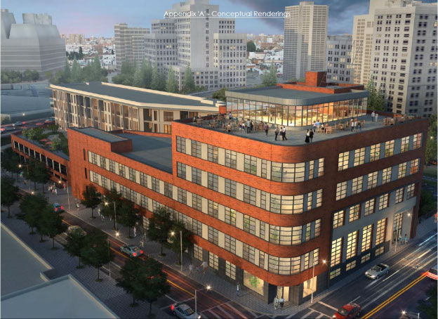 The old Atlanta Constitution building could finally get its long-awaited rebirth