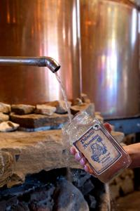 Palmetto Moonshine distillery