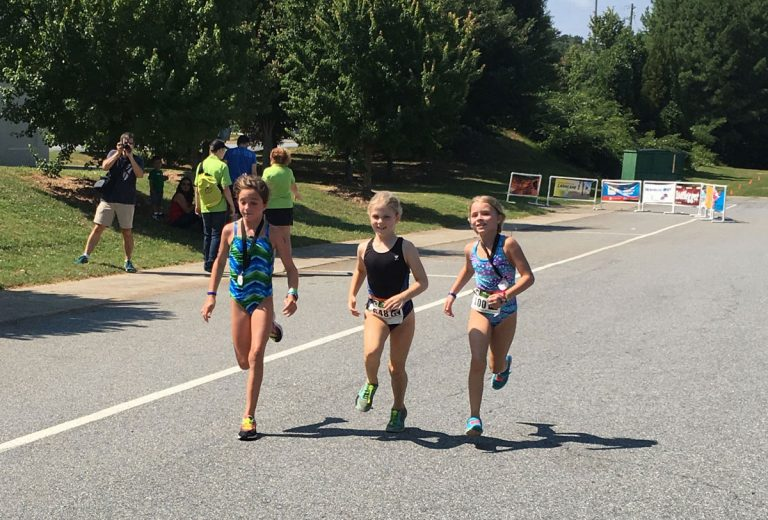 At Morningside Elementary, the triathlon team is the next big hit