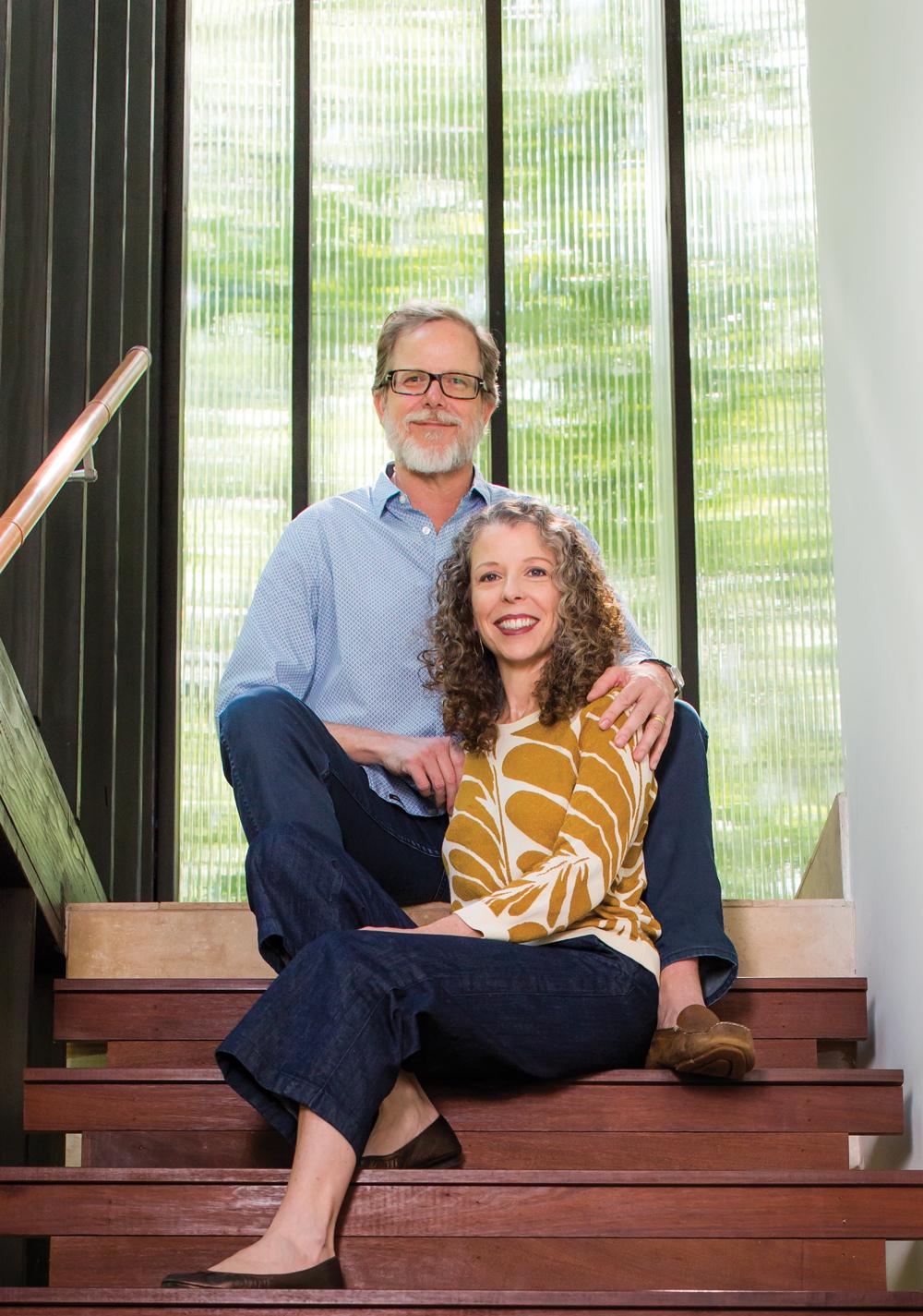 Michael and Lee Ann Gamble house