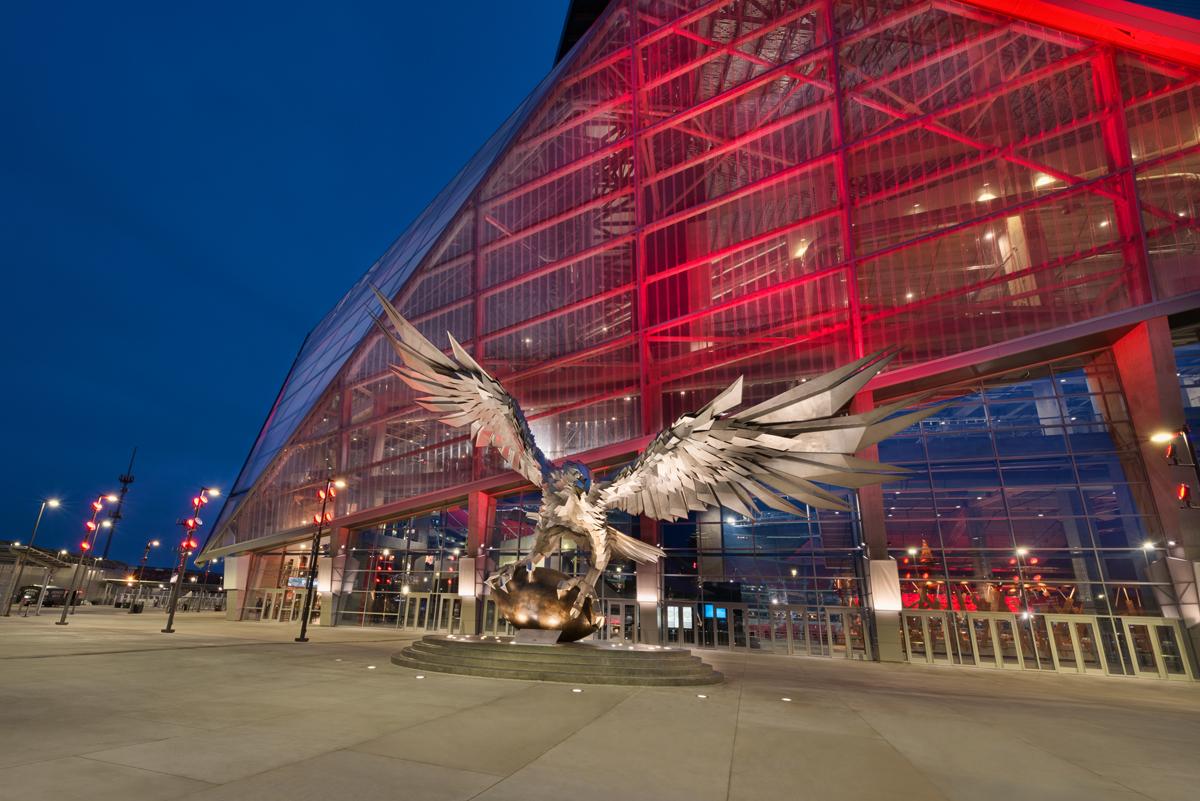 50 best things to do in Atlanta: Mercedes-Benz Stadium