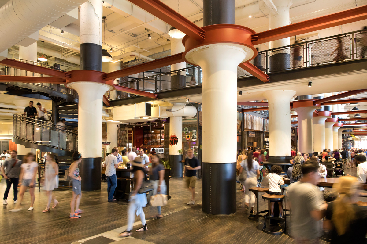 50 best things to do in Atlanta - Ponce City Market