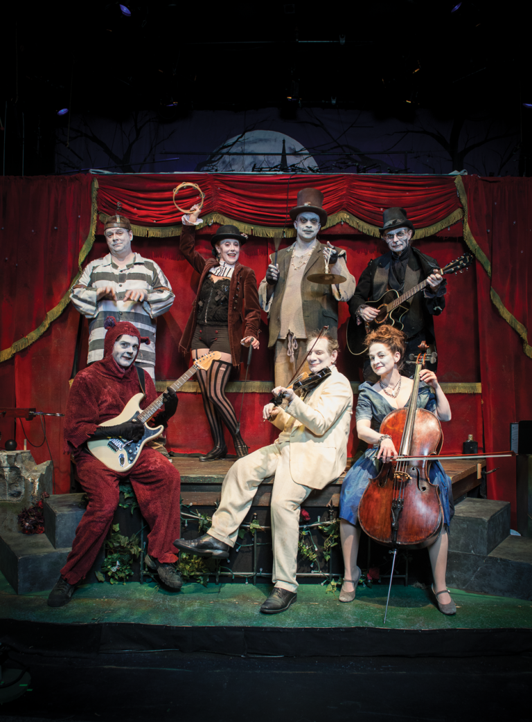 6 things to know about The Ghastly Dreadfuls