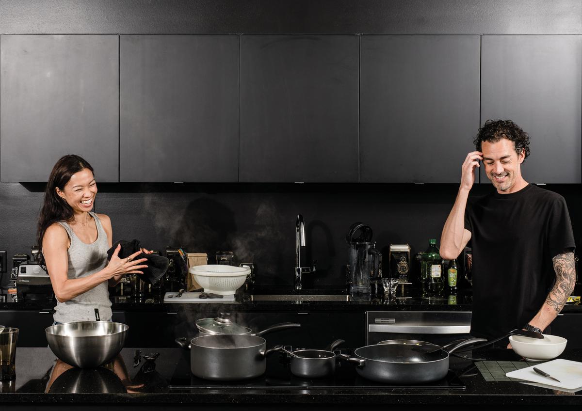 Home For Dinner Joseph Guay & Tara Lee