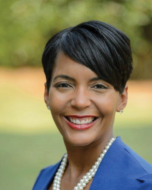 Keisha Lance Bottoms