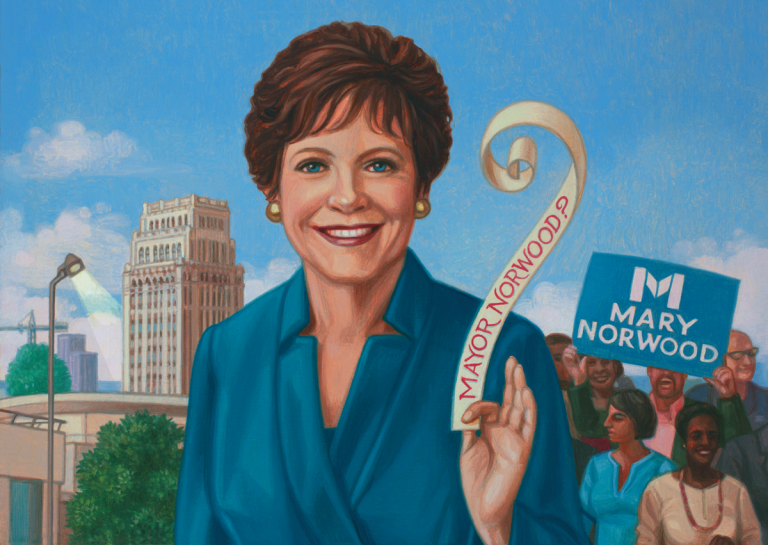 There's something about Mary Norwood