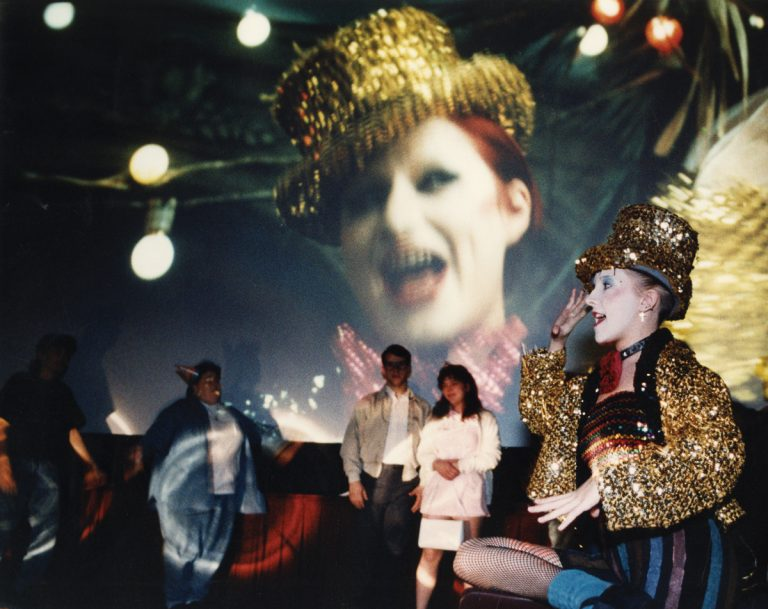 Flashback: Rocky Horror Picture Show at Northlake Mall, 1993