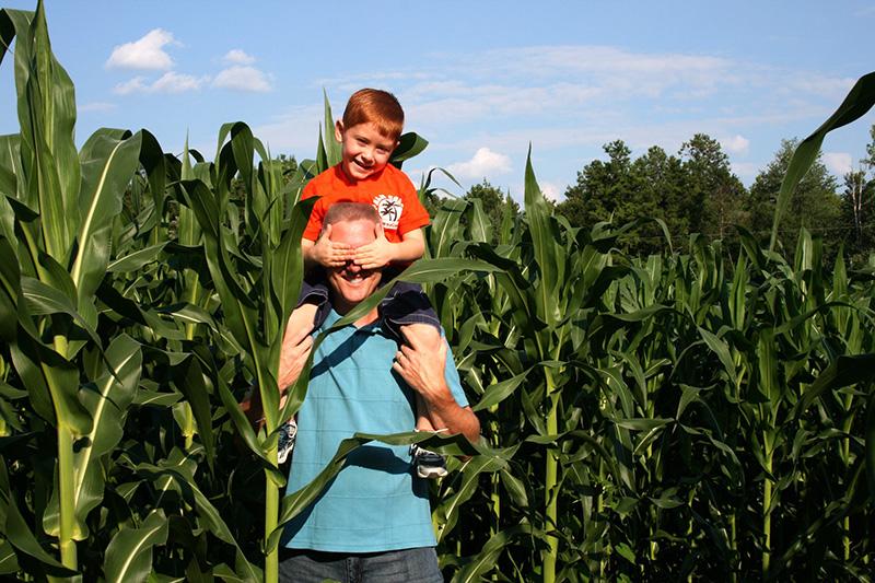 Kersey Valley's Maize Adventure