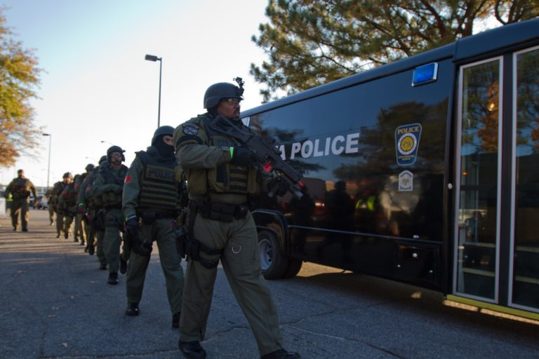 Why MARTA police are simulating a terror attack at Midtown Station