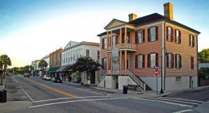 Bay Street, Beaufort, South Carolina