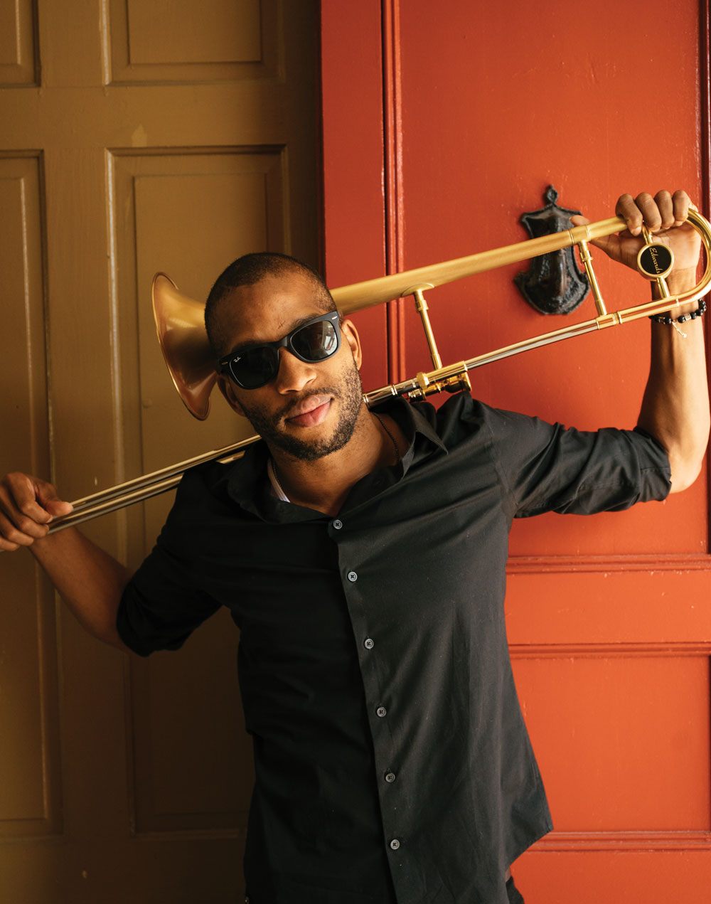 "Troy ""Trombone Shorty"" Andrews"
