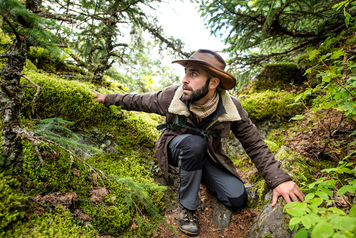 Coyote Peterson wants to teach you about animals you've