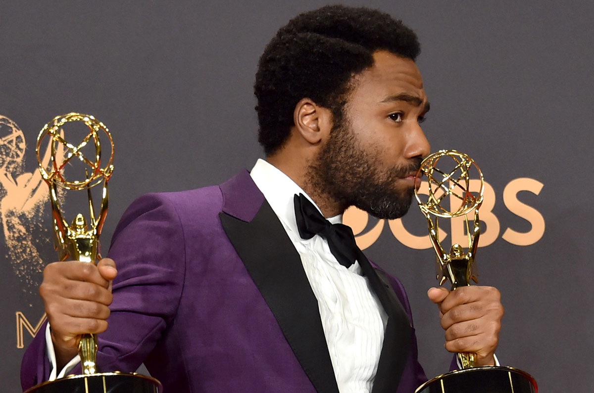 Donald Glover Emmy win Atlanta