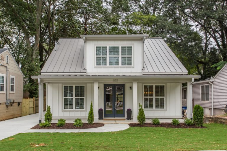 House Envy: This modern farmhouse lands in historic Grant Park