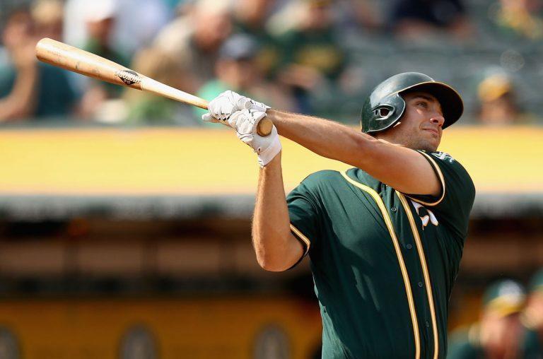 Parkview High graduate Matt Olson is making noise in the MLB