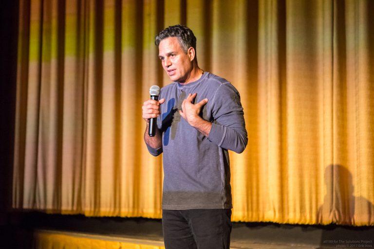 Mark Ruffalo honors Atlanta environmental activists as superheroes