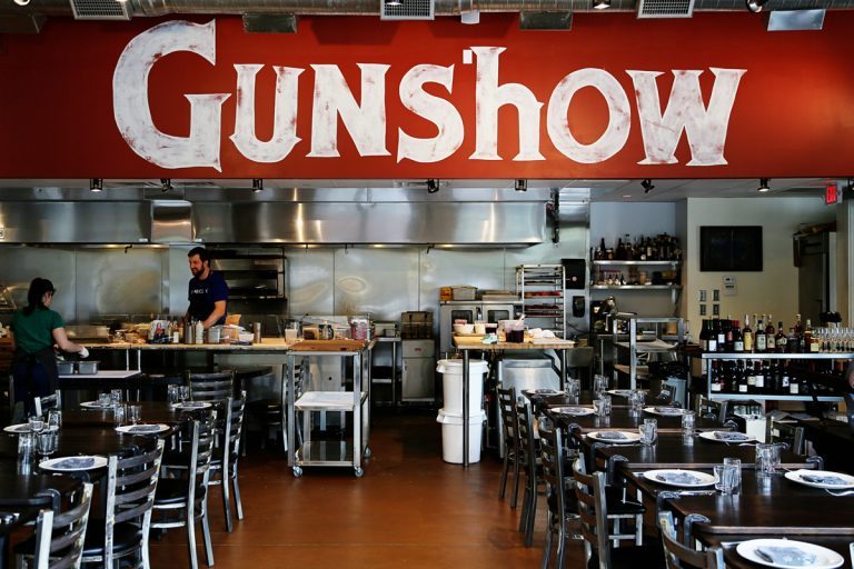 Gunshow's '90s Week menu is a love letter to the decade