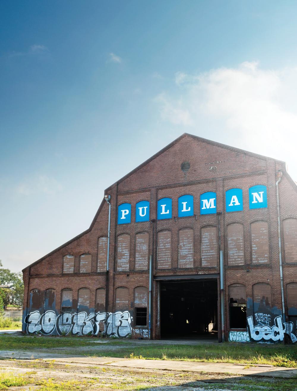 Pullman Yard
