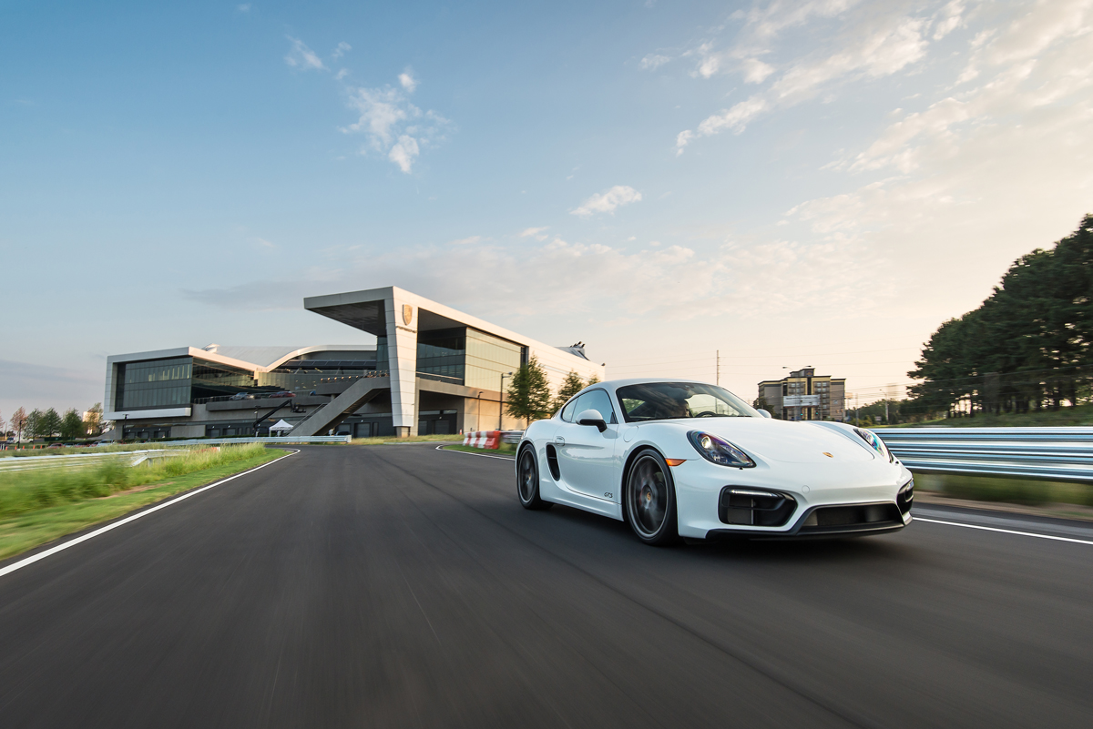 Porsche Experience Center >> 50 Best Things To Do In Atlanta Take A Few Hot Laps At The