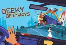 Geeky Getaways