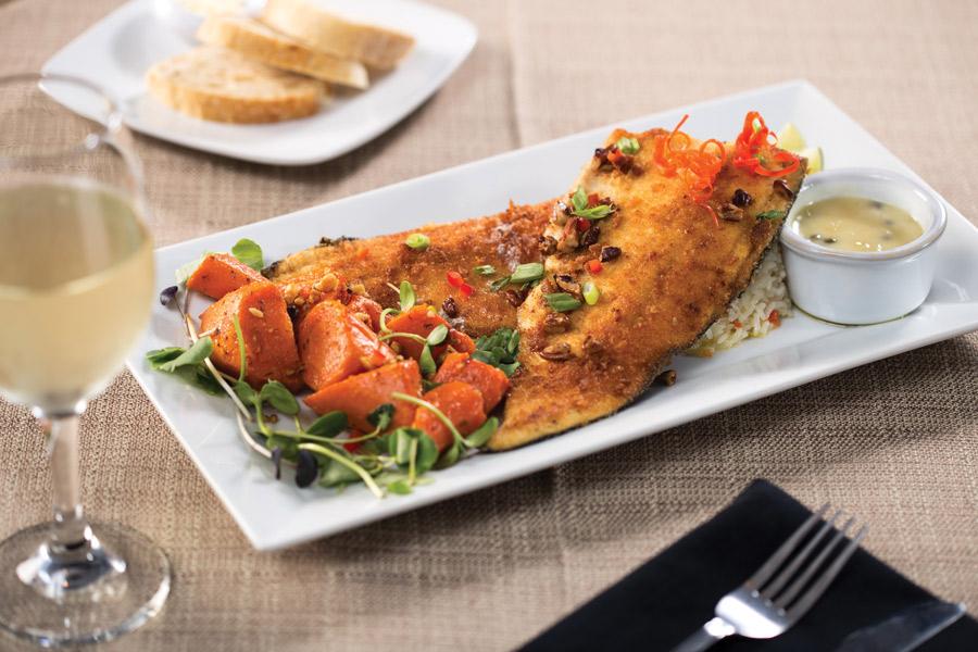 Glen-Ella Springs Inn & Restaurant food