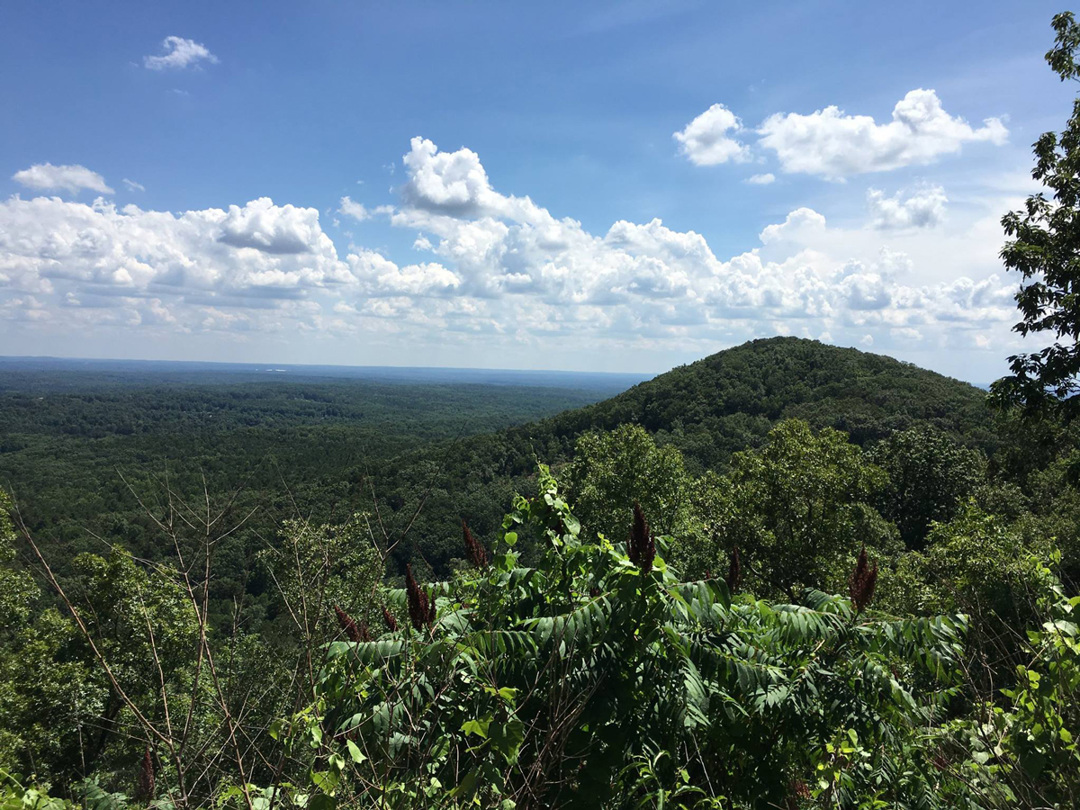 Perfect Day Trips from Atlanta: Kennesaw Mountain National Park