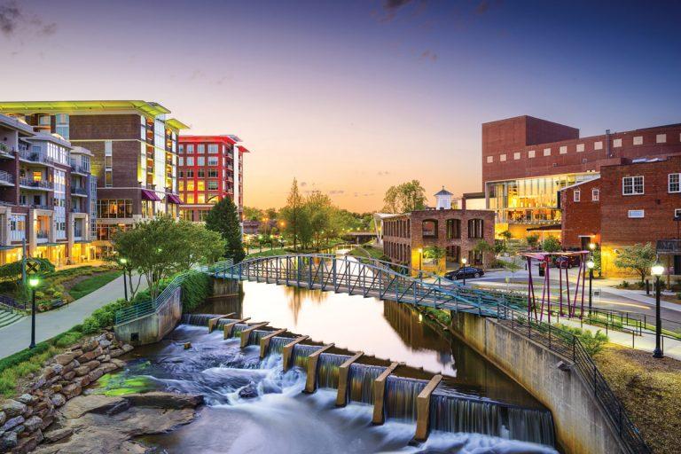 Make Greenville, South Carolina, your next weekend getaway