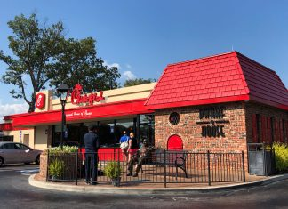 Chick-fil-A Dwarf House