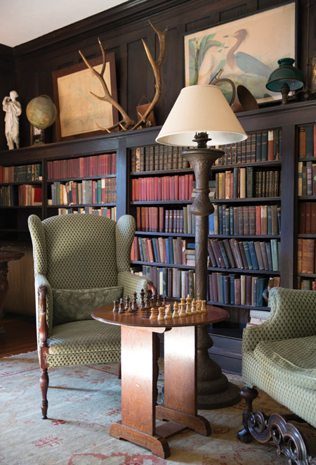 Greyfield living room