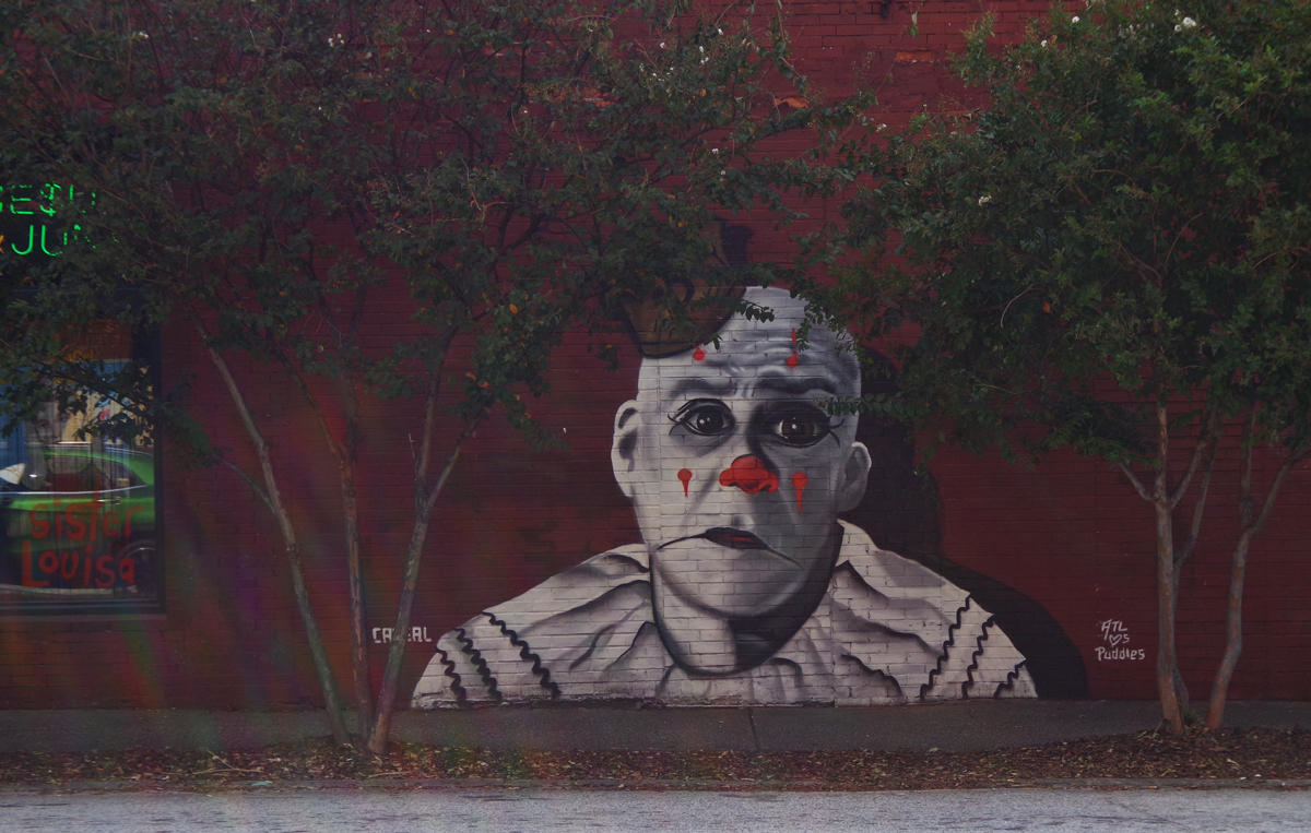 Puddles Mural