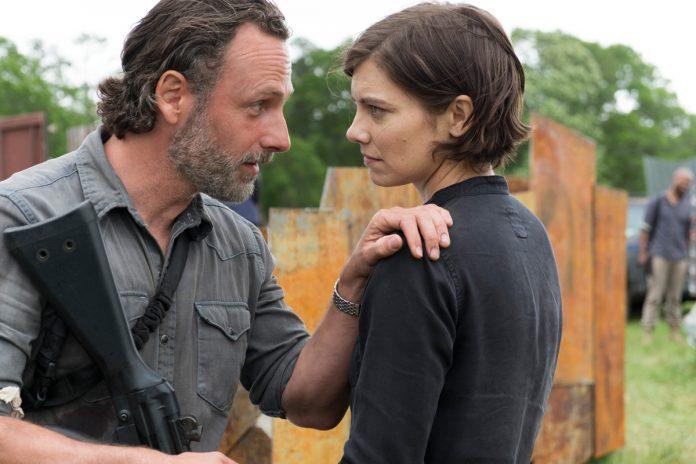 The Walking Dead 8x01 Mercy