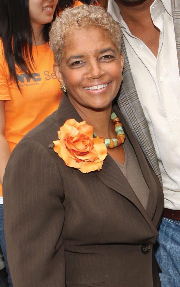 Atlanta Mayor Shirley Franklin