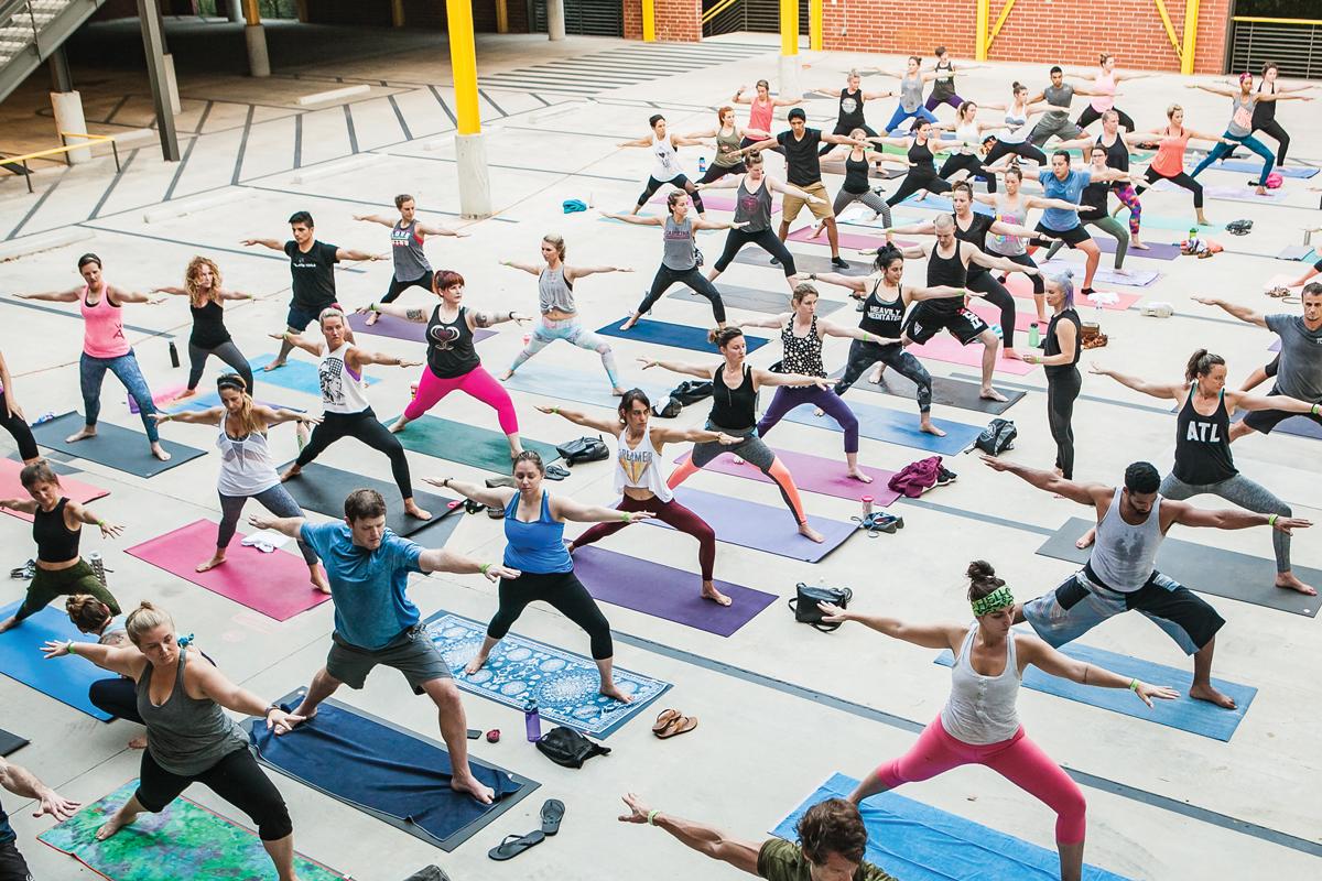Dirty South Yoga Fest