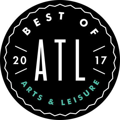 Best of Atlanta Arts & Leisure badge