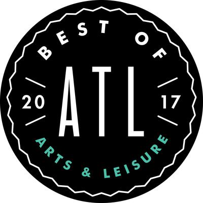 Best of Atlanta Arts & Leisure badge
