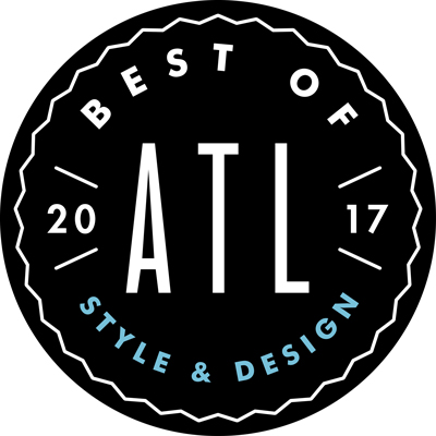 Best of Atlanta Style & Design badge