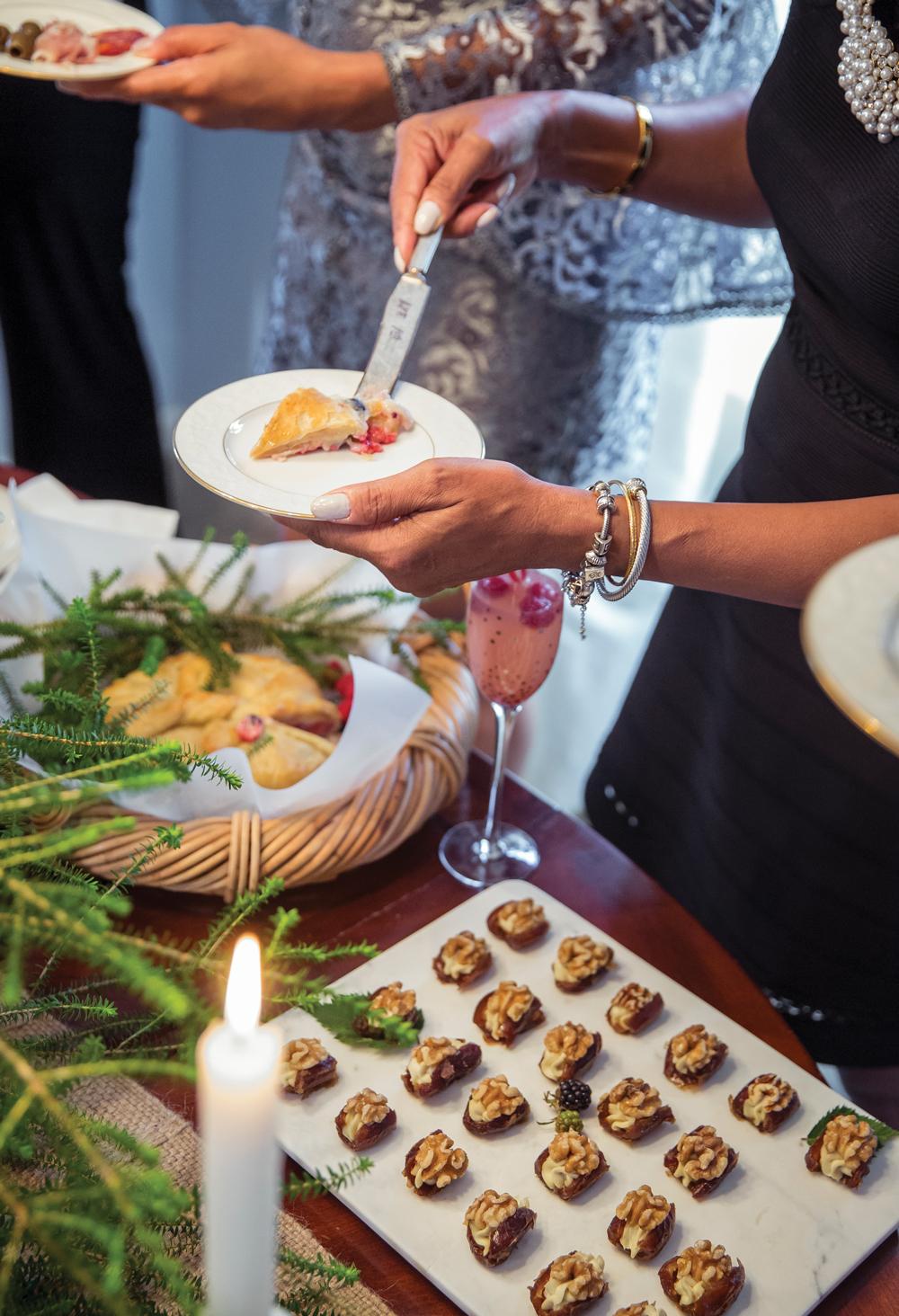 Rhonda Peterson holiday recipes