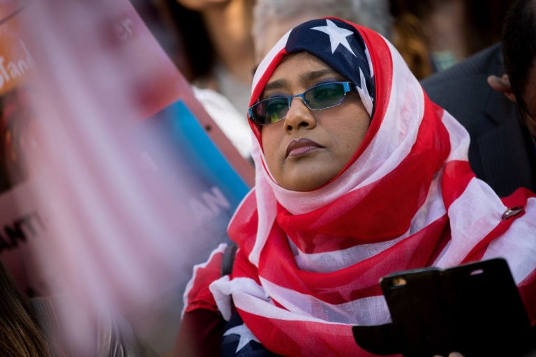 Commentary: With the Trump travel ban, Americans face an important choice